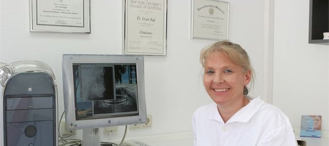 Kieferorthopädin Dr Ursula Kupf